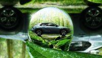 スバル初のEVクロスオーバー「ソルテラ」のティザーイメージが公開。トヨタ bZ4Xとの違いは? - subaru-solterra-waterdrop-zoomed