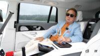 SUVの王様「メルセデス マイバッハGLS600 4MATIC」の世界に清水和夫がキュン♪並みいる超高級SUVでこのコがベストなわけは? - KazuoShimizu_MercedesMaybach_GLS600_4MATIC_19