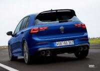VWが2030年までにマニュアルミッションを廃止!? 高性能「R」はどうなる? - Volkswagen-Golf_R-2022-1280-2a