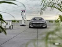 アウディの未来のデザイン、テクノロジーを示唆したEVコンセプトカーの「Audi grandsphere concept」は、自動運転レベル4を想定 - Audi grandsphere concept_20210906_3