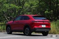 人気SUVの仲間入りを果たした新型ホンダ・ヴェゼル。あえてガソリンエンジン車を指名する手もアリ!? - HONDA_VEZEL_20210906_7