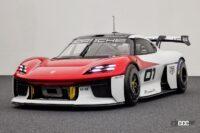 ポルシェ・ケイマン次期型を示唆!? 1,088馬力のEVスポーツが初公開 - Porsche-Mission-R-7_1