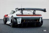 ポルシェ・ケイマン次期型を示唆!? 1,088馬力のEVスポーツが初公開 - Porsche-Mission-R-8_1