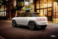 400kmの航続距離を実現するコンパクトEVの「ID.LIFE」は、IDシリーズ初の前輪駆動モデル - Volkswagen ID.LIFE concept car
