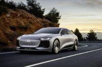 アウディ、内燃エンジンの製造を2033年に終了する新戦略を発表 - Audi A6 e-tron concept