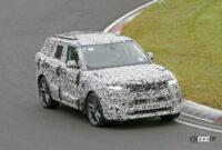 最強のレンジローバー「SVR」次期型ニュル降臨!アルティメット超えの600馬力 - Range Rover Sport SVR Nürburgring 5