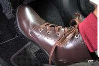 サンダルやハイヒールはなぜ危険か。JAFの実験で分かった履き物が運転に及ぼす驚きの影響とは? - jaf_drive_test_14