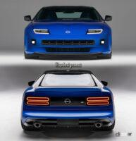 新型フェアレディZ、早くも改良モデル&「NISMO」バージョンを大予想! - spdesignsest-Nissan-Z-300ΖX-Inspired-Rendering-2