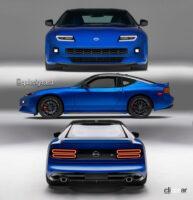 新型フェアレディZ、早くも改良モデル&「NISMO」バージョンを大予想! - spdesignsest-Nissan-Z-300ΖX-Inspired-Rendering-3