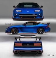 新型フェアレディZ、早くも改良モデル&「NISMO」バージョンを大予想! - spdesignsest-Nissan-Z-300ΖX-Inspired-Rendering-4