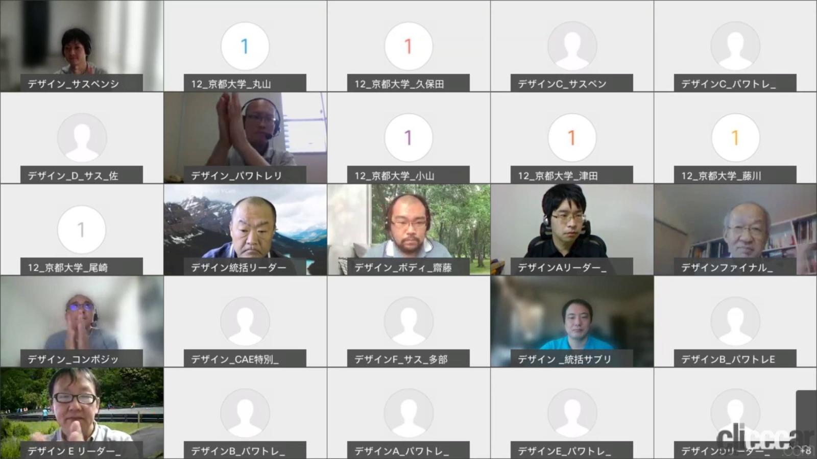「オンラインで開催された「学生フォーミュラ日本大会2021」は神戸大学が初優勝を遂げる」の6枚目の画像