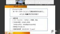 オンラインで開催された「学生フォーミュラ日本大会2021」は神戸大学が初優勝を遂げる - 岐阜大_プレゼン2
