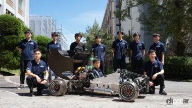 神戸大学FORTEKのメンバー