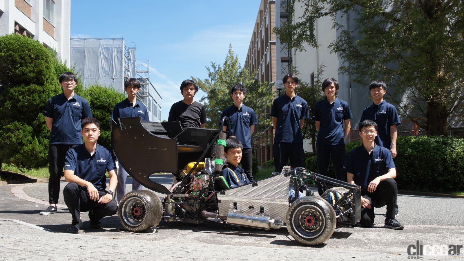 「オンラインで開催された「学生フォーミュラ日本大会2021」は神戸大学が初優勝を遂げる」の5枚目の画像