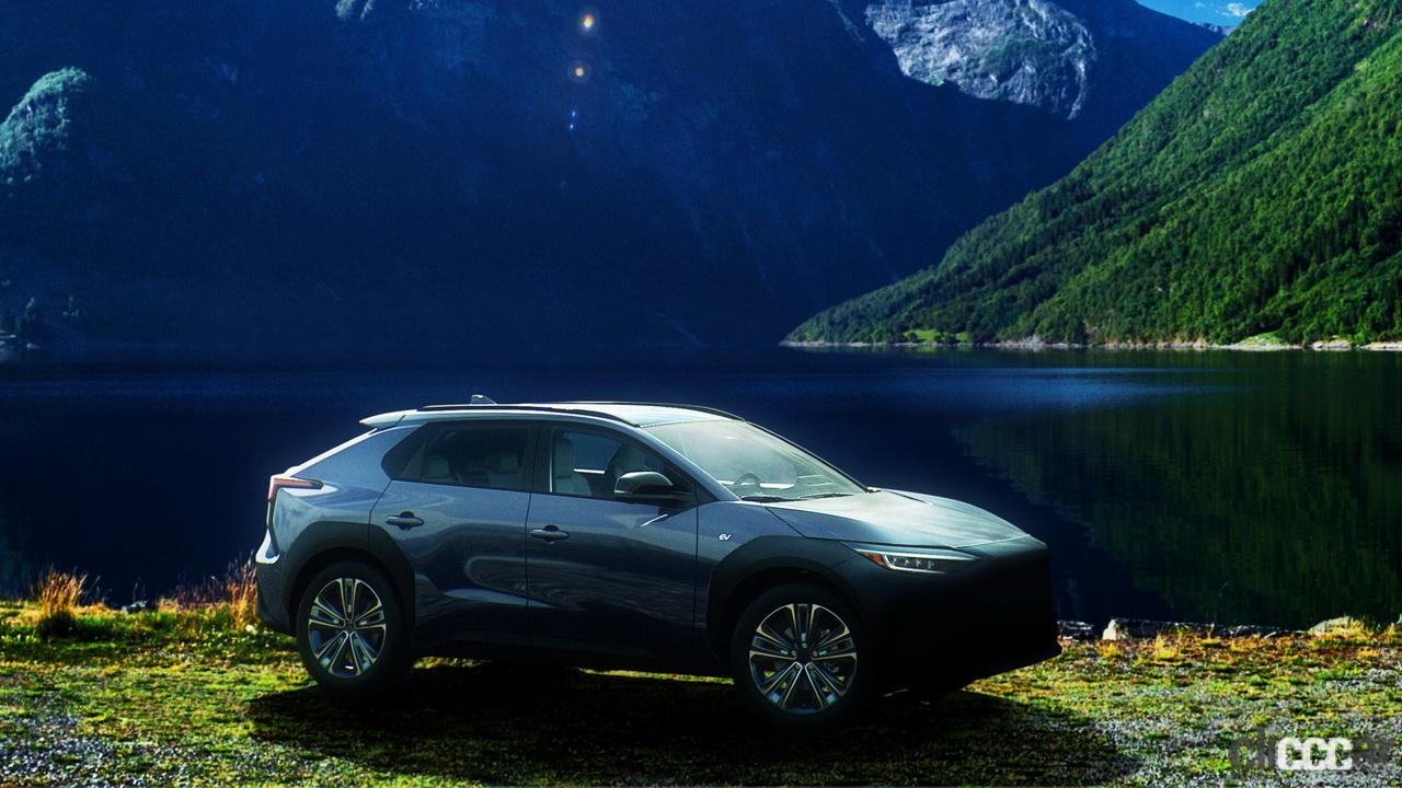 「トヨタ2022年発売の電気自動車「bZ4X」は10年後でも電池容量90%確保!EVのリセールバリューは悪くなくなる【週刊クルマのミライ】」の3枚目の画像