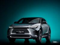 「トヨタ2022年発売の電気自動車「bZ4X」は10年後でも電池容量90%確保!EVのリセールバリューは悪くなくなる【週刊クルマのミライ】」の4枚目の画像ギャラリーへのリンク