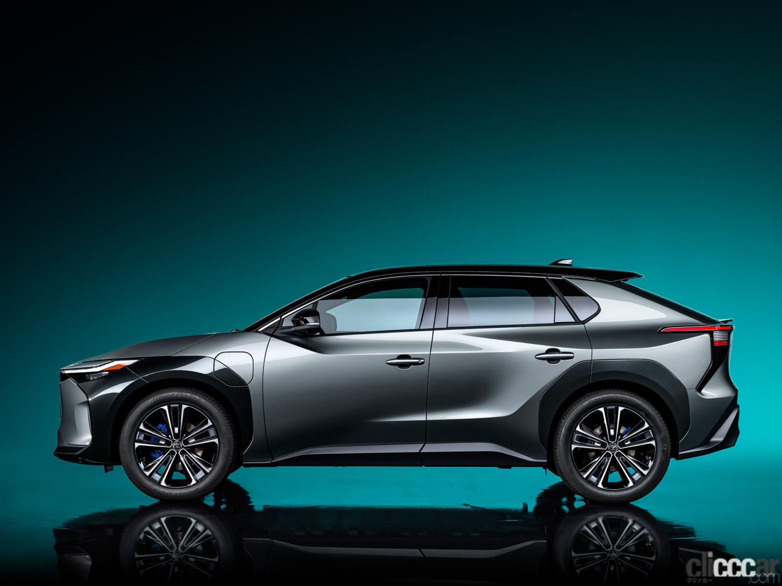 「トヨタ2022年発売の電気自動車「bZ4X」は10年後でも電池容量90%確保!EVのリセールバリューは悪くなくなる【週刊クルマのミライ】」の4枚目の画像