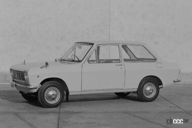 1966年発売の初代サニー