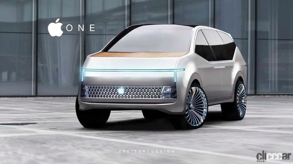 「アップルEVカーはトヨタと提携!? iPhone以来の革命的バッテリー技術採用か」の1枚目の画像
