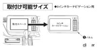 カナック企画からスズキ・ソリオ/三菱デリカD:2に9インチ市販カーナビが装着できるキットが登場 - Carnavigation_kit_20210913_2