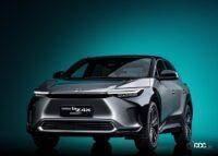 アップルEVカーはトヨタと提携!? iPhone以来の革命的バッテリー技術採用か - Toyota-bZ4X_Concept-2021-1280-01