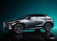 アップルEVカーはトヨタと提携!? iPhone以来の革命的バッテリー技術採用か - Toyota-bZ4X_Concept-2021-1280-02