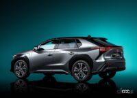 アップルEVカーはトヨタと提携!? iPhone以来の革命的バッテリー技術採用か - Toyota-bZ4X_Concept-2021-1280-04