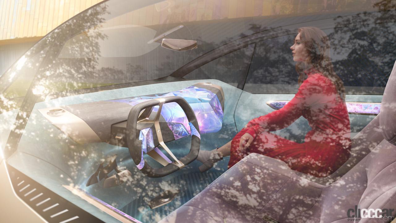 「100%の再生資源使用率と100%のリサイクルを掲げた「BMW i Vision Circular(ビジョン・サーキュラー)」を発表」の1枚目の画像