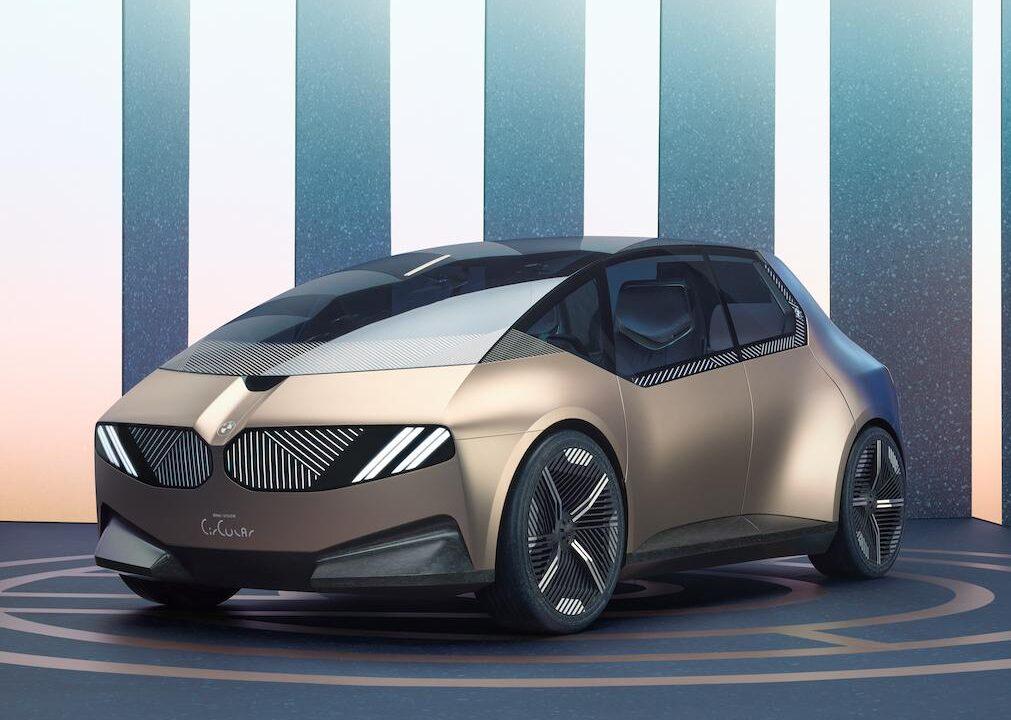 「100%の再生資源使用率と100%のリサイクルを掲げた「BMW i Vision Circular(ビジョン・サーキュラー)」を発表」の4枚目の画像