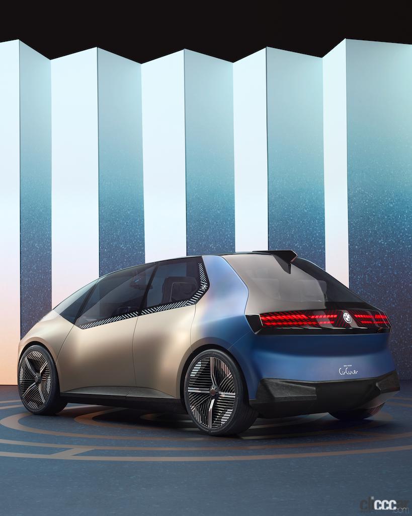 「100%の再生資源使用率と100%のリサイクルを掲げた「BMW i Vision Circular(ビジョン・サーキュラー)」を発表」の2枚目の画像