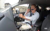 トヨタ新型アクアの良いトコも「なんだコリャ」なトコも清水和夫がズバッと指摘!「高速飛ばすほうが良さは光るかも!」 - KazuoShimizu_toyota_aqua_12