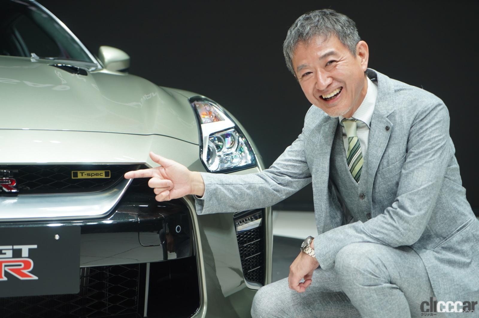 「日産GT-R2022年モデルが発表!! R33/R34を思い出す「あの色」の特別仕様車も!」の10枚目の画像