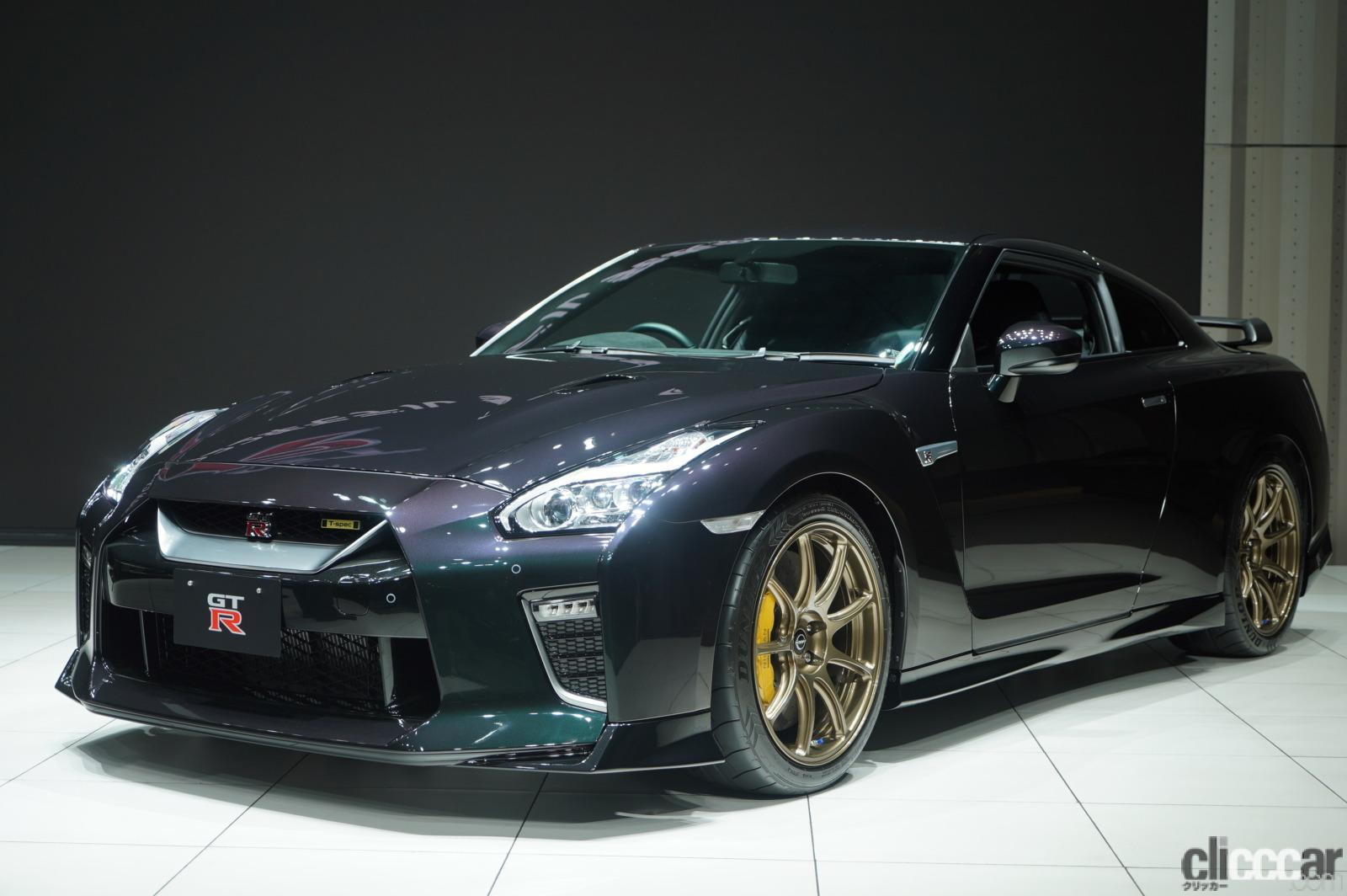 「日産GT-R2022年モデルが発表!! R33/R34を思い出す「あの色」の特別仕様車も!」の12枚目の画像