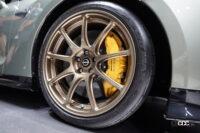 日産GT-R2022年モデルが発表!! R33/R34を思い出す「あの色」の特別仕様車も! - NISSAN_GT-R_2022_20210914_5