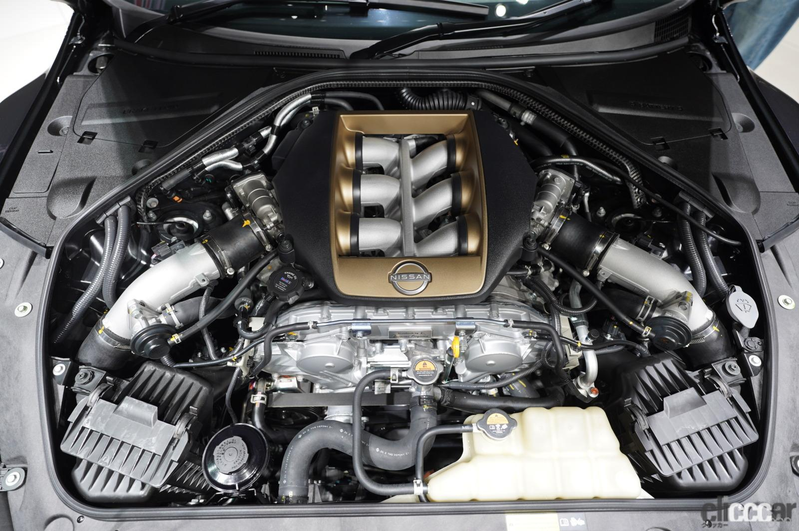 「日産GT-R2022年モデルが発表!! R33/R34を思い出す「あの色」の特別仕様車も!」の5枚目の画像