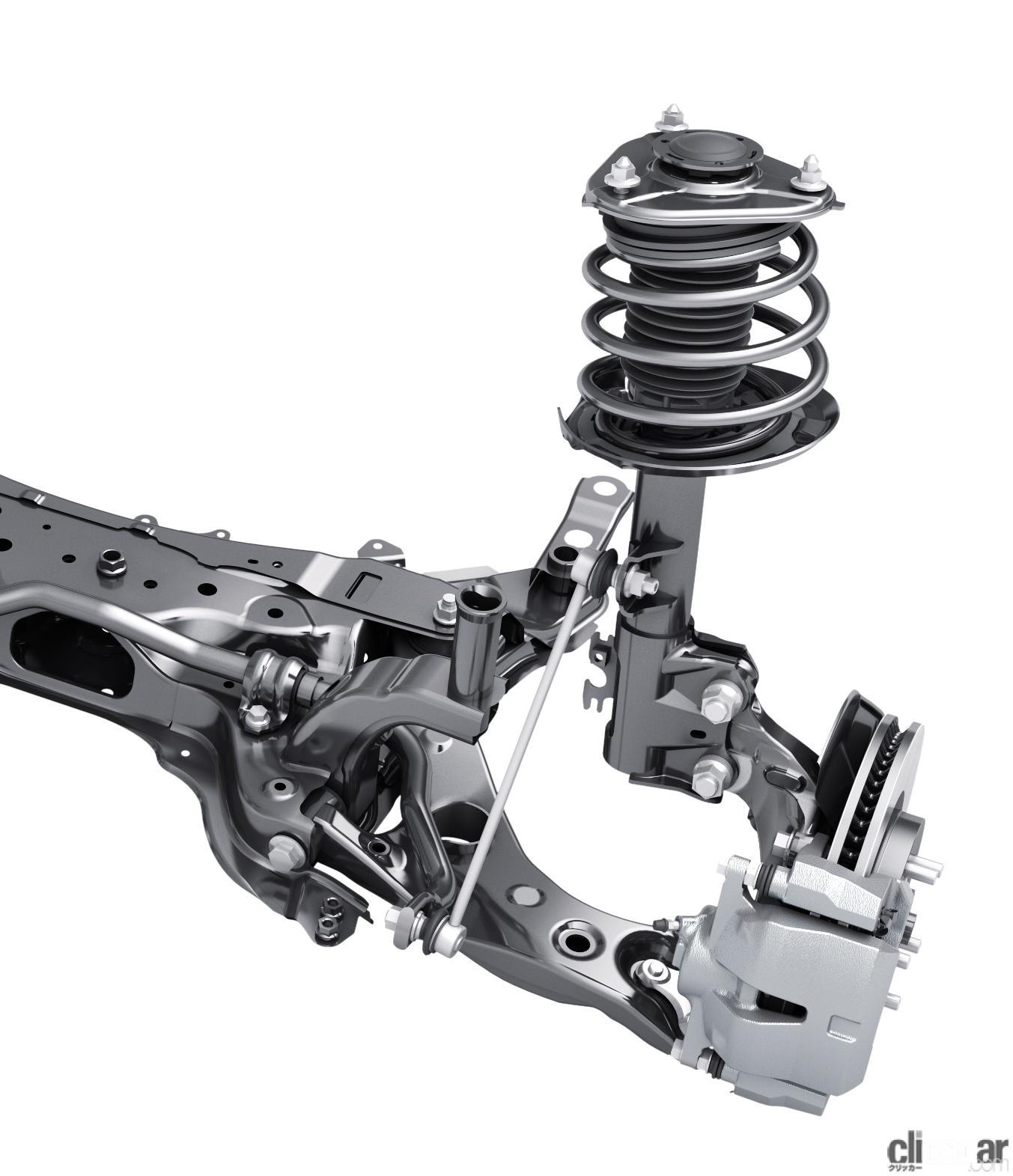 「トヨタ新型カローラ クロス発売。ボディサイズやラゲッジスペースはC-HRとどう違う?」の10枚目の画像