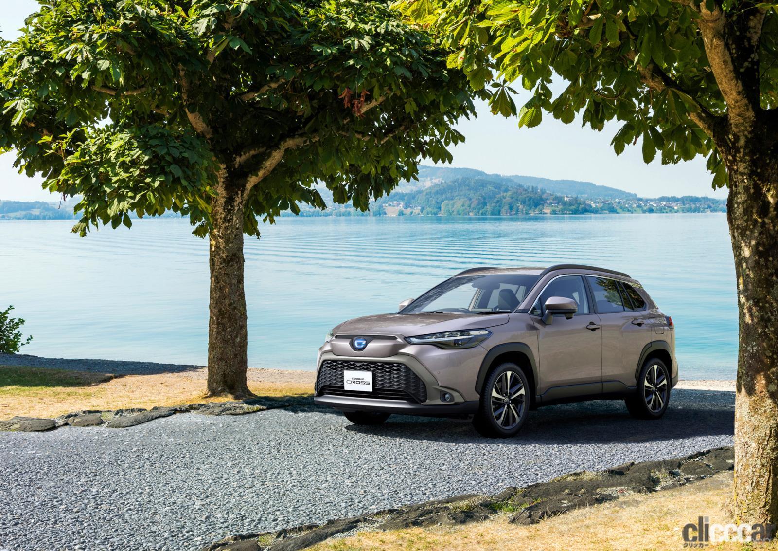「トヨタ新型カローラ クロス発売。ボディサイズやラゲッジスペースはC-HRとどう違う?」の3枚目の画像