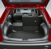 トヨタ新型カローラ クロス発売。ボディサイズやラゲッジスペースはC-HRとどう違う? - TOYOTA_COROLLA_CROSS_20210914_7