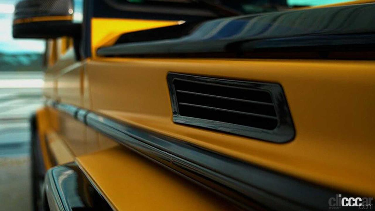 「テーマは「スクールバス」!? メルセデス・ベンツ Gクラスの最新カスタムが登場」の9枚目の画像