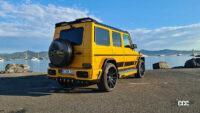 テーマは「スクールバス」!? メルセデス・ベンツ Gクラスの最新カスタムが登場 - mercedes-benz-g-class-by-g-b-design-4