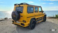 テーマは「スクールバス」!? メルセデス・ベンツ Gクラスの最新カスタムが登場 - mercedes-benz-g-class-by-g-b-design-6