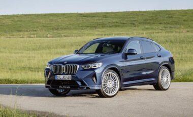 BMW ALPINA XD4