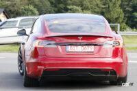 テスラ モデルSの最強グレード「ブラッド」がタイカンを抜きニュル世界最速量産EVに!【動画】 - Tesla Model S Plaid 12