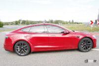 テスラ モデルSの最強グレード「ブラッド」がタイカンを抜きニュル世界最速量産EVに!【動画】 - Tesla Model S Plaid 6