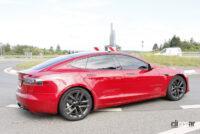 テスラ モデルSの最強グレード「ブラッド」がタイカンを抜きニュル世界最速量産EVに!【動画】 - Tesla Model S Plaid 8