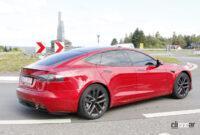 テスラ モデルSの最強グレード「ブラッド」がタイカンを抜きニュル世界最速量産EVに!【動画】 - Tesla Model S Plaid 9
