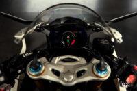 英国トライアンフ新型スピードトリプル1200RR登場