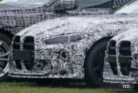 BMW M4のトップモデル「M4 CSL」、540馬力のFRが濃厚に! - BMW M4 CSL 3