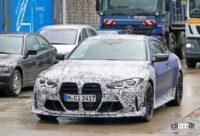 BMW M4のトップモデル「M4 CSL」、540馬力のFRが濃厚に! - BMW M4CSL_001