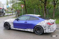 BMW M4のトップモデル「M4 CSL」、540馬力のFRが濃厚に! - BMW M4CSL_003